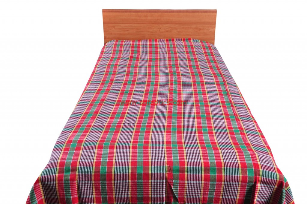Surya Chennimalai bed sheets